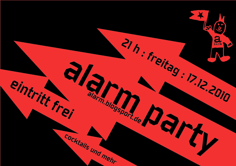 alarm e.v. party 17.12.